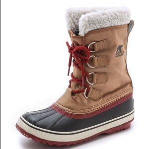 Sorel Winter Carnival waterproof boots, Sz 8